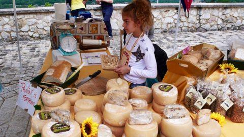 Сырный фестиваль в Туле.