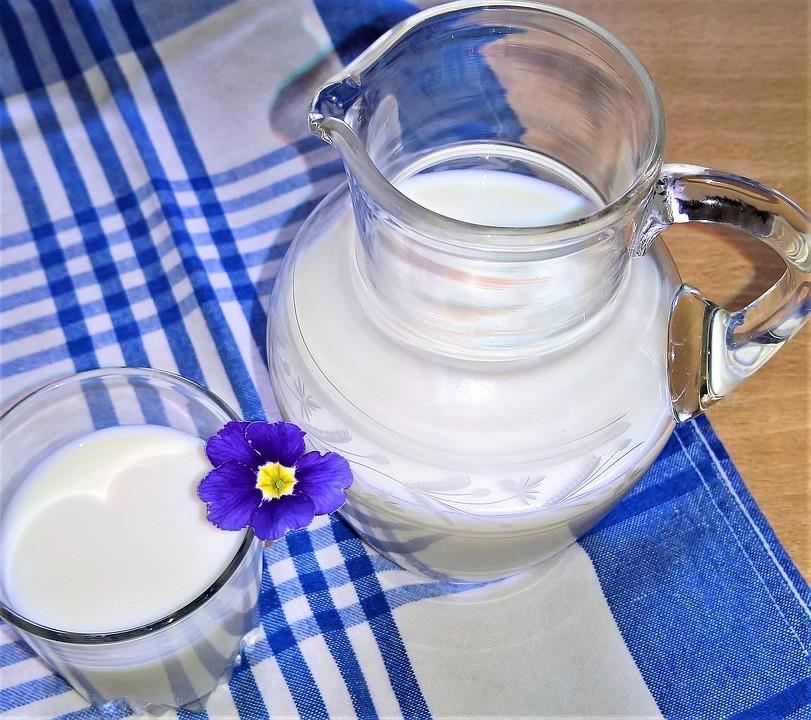 Как подготовить молоко?
