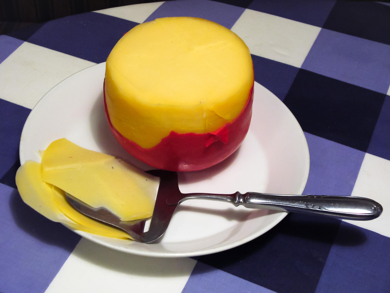 Рецепт сыра Эдам в домашних условиях